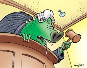 Ogre judge