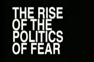 Rise of Fear Politics