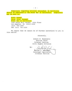 Page 2 of USAG Bradley Scholzman Letter to al-Hakim