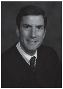 "Judge Jon ""Ligar"" Tigar"